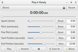 Play It Slowly