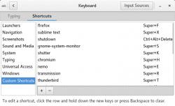 Custom shortcuts with jumpapp