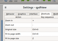 qpdfview PDF-reader for Ubuntu