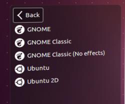 Installing Gnome 3 on Ubuntu 12.04